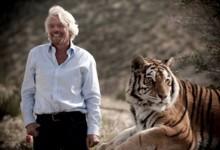 Entrepreneurship: Sir Richard Branson on Virgin Unite