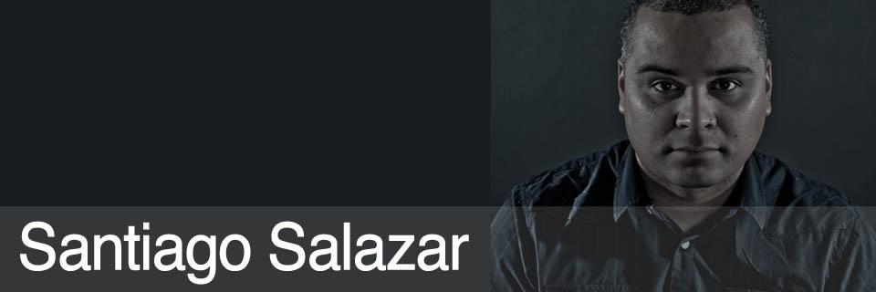 Music: DJ Santiago Salazar - new from RBMA