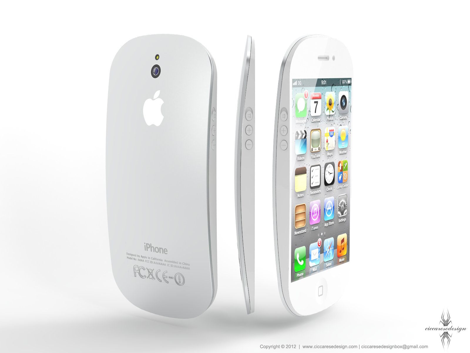 Tech: iPhone5 Concept is Super Freaking Cool