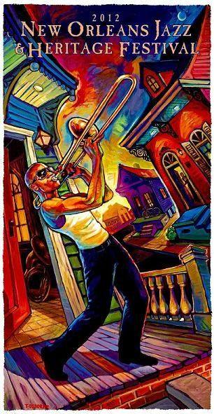 New Orleans Jazz & Heritage Festival   April 27 - May 6
