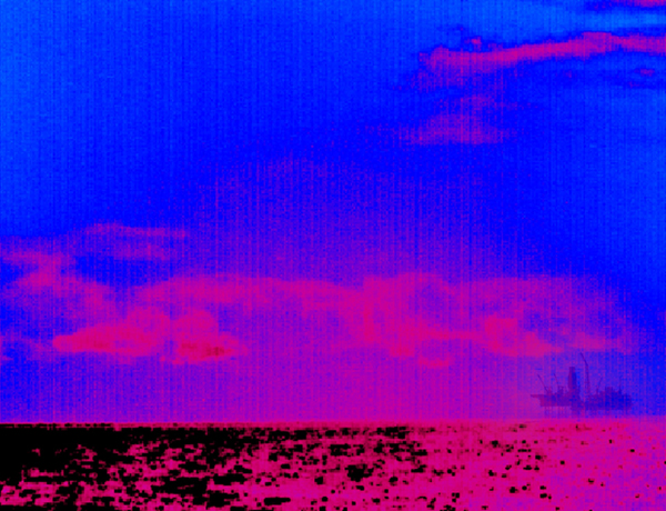 News: Short Sharp Science: Purple haze all around North Sea Elgin gas leak