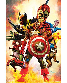 Marvel Graphic Novels Available on Google Play