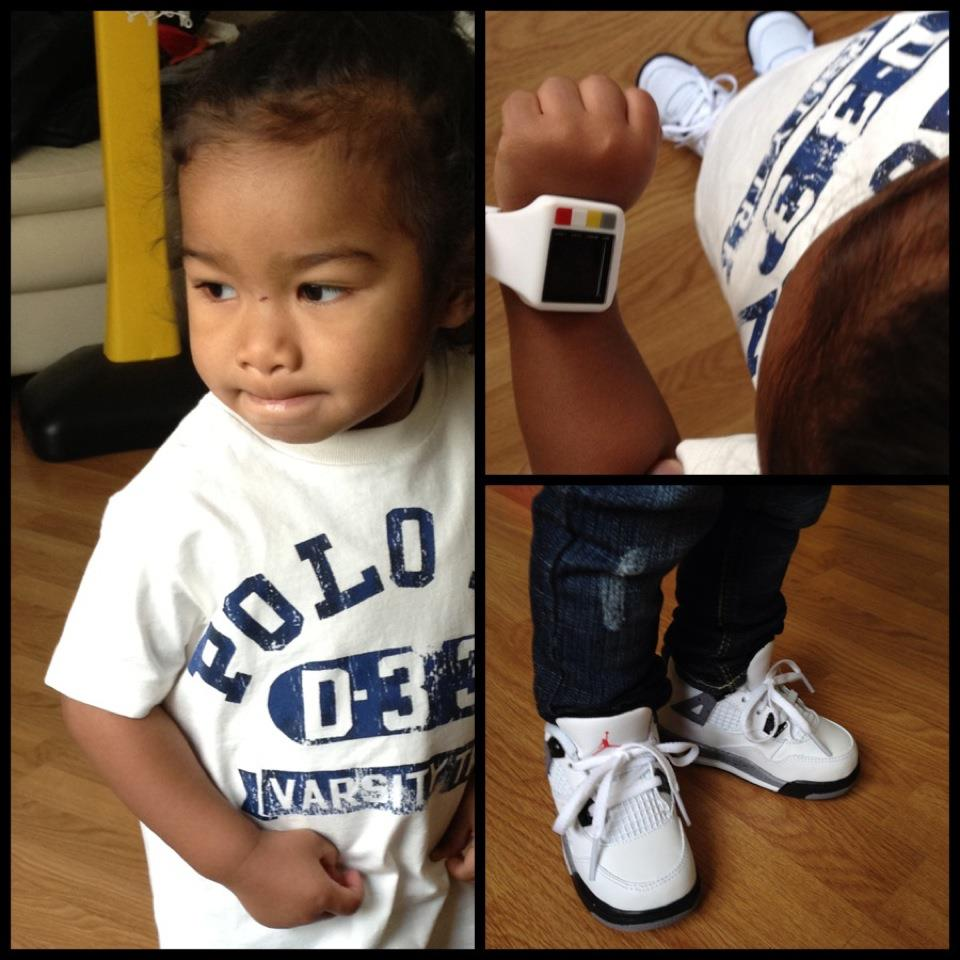 Fashion: No Label Watches | for the shorties