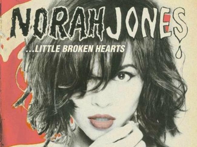 "Music: Norah Jones, ""Little Broken Hearts"" - Free Listen on Sound Cloud"