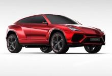 Lamborghini Takes The SUV Route With Urus