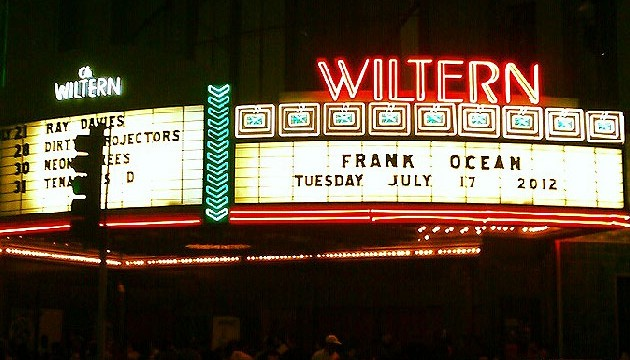 Concert Review   Frank Ocean At The Wiltern