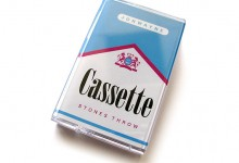 the Jonwayne Cassette.. A 24 minute rap cassette tape.
