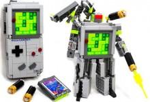 Neorevivalist – Transformers X Gameboy X LEGO Julius von Brunk