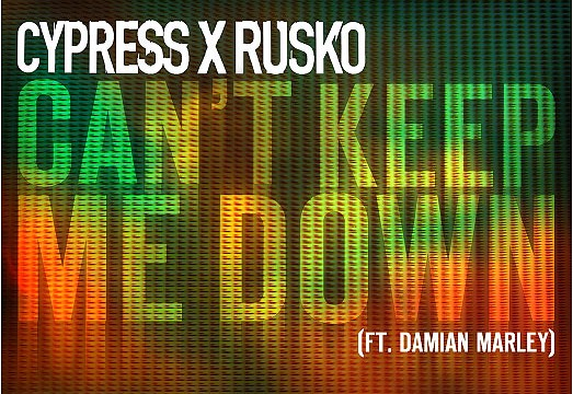 """Watch: Cypress Hill x Rusko   """"Can't Keep Me Down"""" ft. Damian Marley [Video]"""