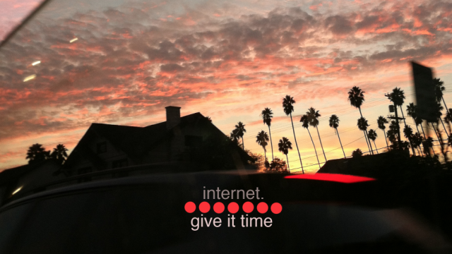 """Listen: The Internet   """"Give It Time"""""""
