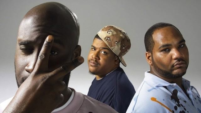 """New Music :: De La Soul - """"Get Away"""" [featuring The Spirit of the Wu]"""