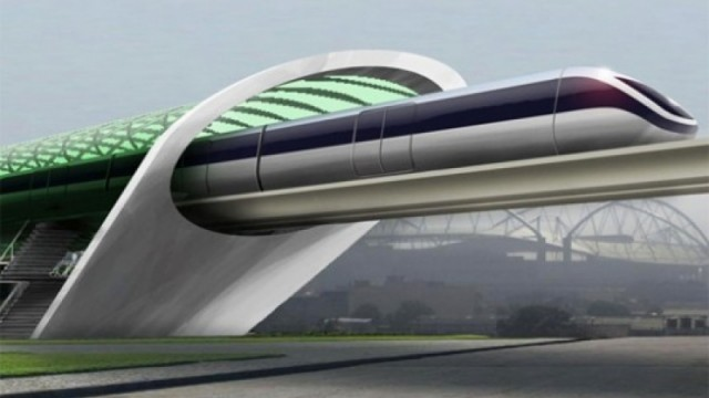 The Future of Travel | Meet the Hyperloop