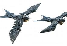 Art :: 'New Typewriter Part Birds' by Jeremy Mayer